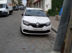 Аренда Renault Logan 2020 в Выборге