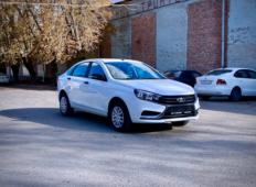 Аренда LADA (ВАЗ) Vesta 2020 в Ростове-на-Дону