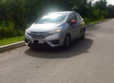 Аренда Honda Fit 2015 в Хабаровске