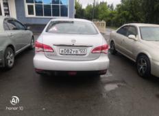 Аренда Nissan Almera 2016 в Барнауле