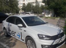 Аренда Volkswagen Polo 2018 в Белгороде