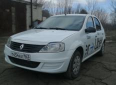 Аренда Renault Logan 2013 в Сызрани