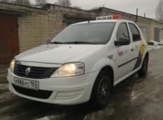 Аренда Renault Logan 2011 в Сызрани