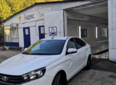 Аренда LADA (ВАЗ) Vesta 2021 в Саратове