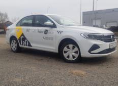 Аренда Volkswagen Polo 2021 в Красноярске