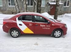 Аренда Renault Logan 2016 в Сыктывкаре