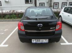 Аренда Datsun on-DO 2019 в Сыктывкаре
