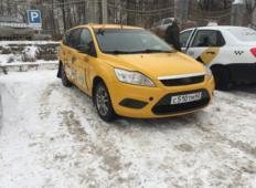 Аренда Ford Focus 2011 в Рязани