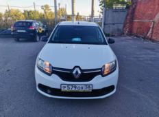 Аренда Renault Logan 2019 в Пензе