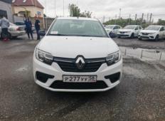 Аренда Renault Logan 2020 в Пензе