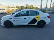Аренда Renault Logan 2018 в Пензе