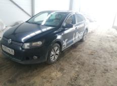 Аренда Volkswagen Polo 2014 в Брянске