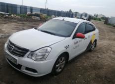 Аренда Nissan Almera 2018 в Брянске