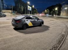 Аренда Hyundai Solaris 2015 в Курске