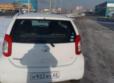 Аренда Toyota Passo 2014 в Южно-Сахалинске