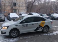 Аренда Volkswagen Polo 2015 в Томске