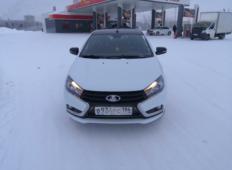 Аренда LADA (ВАЗ) Vesta 2020 в Сургуте