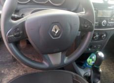 Аренда Renault Logan 2017 в Йошкар-Оле