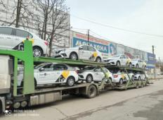 Аренда Renault Logan 2020 в Владикавказе