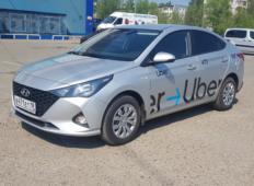 Аренда Hyundai Solaris 2021 в Ижевске