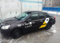 Аренда Datsun on-DO 2014 в Воронеже