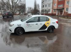 Аренда Renault Logan 2018 в Брянске