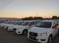 Аренда Datsun on-DO 2018 в Чебоксарах