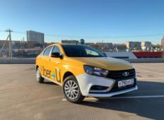 Аренда LADA (ВАЗ) Vesta 2021 в Туле