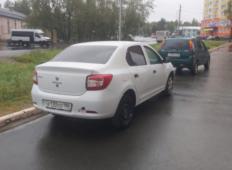Аренда Renault Logan 2018 в Сургуте