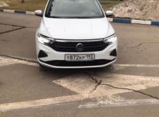 Аренда Volkswagen Polo GTI 2021 в Краснодаре