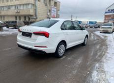 Аренда Skoda Rapid 2020 в Иркутске