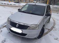 Аренда Renault Logan 2017 в Смоленске