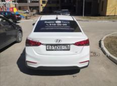 Аренда Hyundai Solaris 2018 в Казани