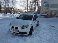 Аренда Renault Logan 2019 в Кемерово