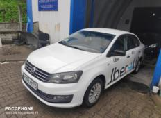 Аренда Volkswagen Polo 2016 в Калининграде