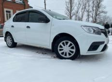 Аренда Renault Logan 2020 в Смоленске
