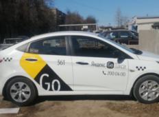 Аренда Hyundai Solaris 2015 в Нижнем Новгороде