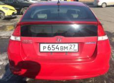 Аренда Honda Insight 2010 в Хабаровске