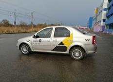 Аренда Renault Logan 2013 в Белгороде