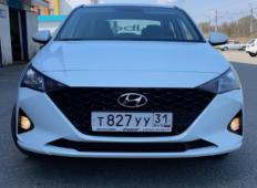 Аренда Hyundai Solaris 2020 в Белгороде
