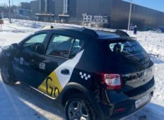 Аренда Renault Sandero 2019 в Перми