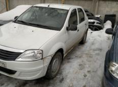 Аренда Renault Logan 2014 в Каменске-Уральском