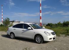 Аренда Nissan Almera 2014 в Каменске-Уральском
