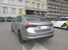 Аренда Skoda Rapid 2021 в Санкт-Петербурге