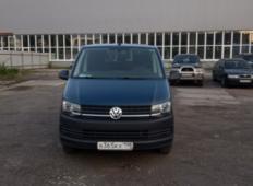 Аренда Volkswagen Caravelle 2019 в Санкт-Петербурге