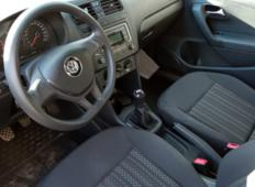 Аренда Volkswagen Polo 2019 в Перми