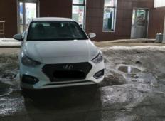 Аренда Hyundai Solaris 2019 в Казани