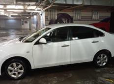 Аренда Nissan Almera 2014 в Казани