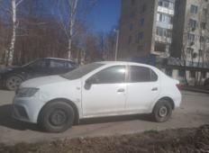Аренда Renault Logan 2018 в Казани