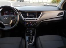 Аренда Hyundai Solaris 2017 в Краснодаре
